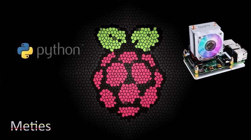 ساخت فن رزبری پای بر مبنای دمای پردازنده – How to control fan with raspberry pi